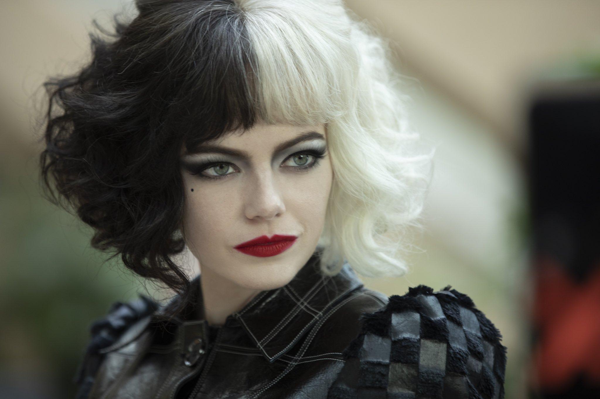 Cruella ganha primeiro trailer mostrando Emma Stone no papel