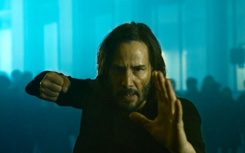 Matrix 4 | Filme ganha teaser interativo e novas imagens
