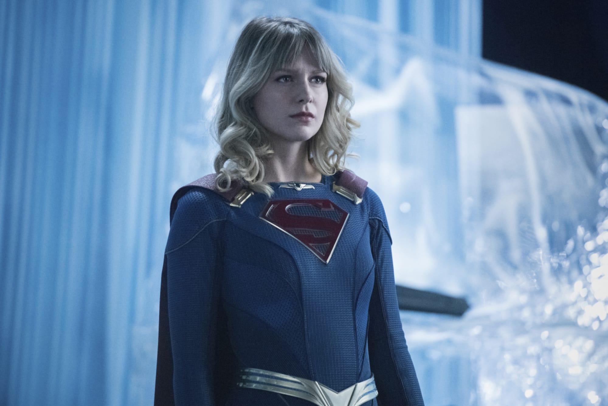Supergirl encara Lex Luthor no trailer da última temporada