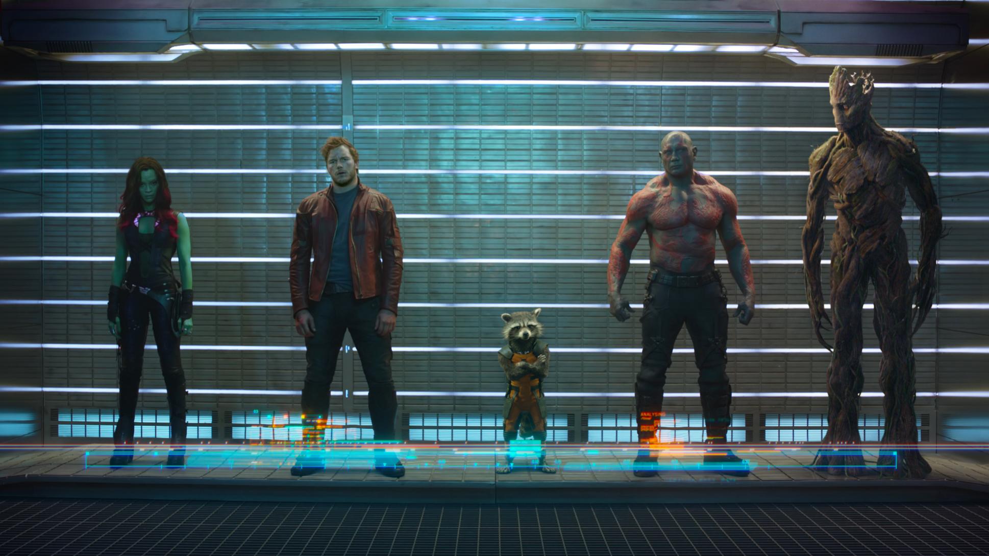Guardiões da Galáxia Vol. 3 será filmado ainda este ano, confirma James Gunn