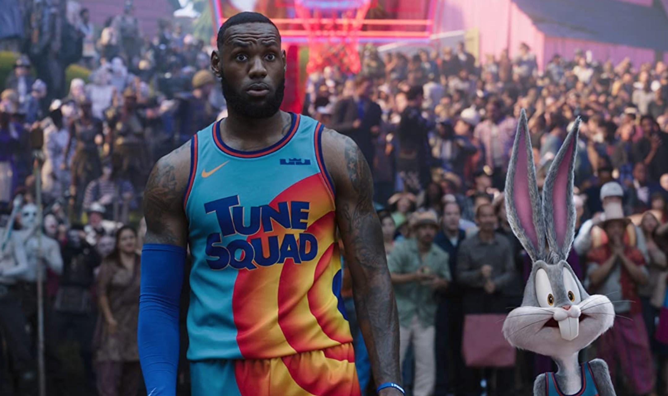 Space Jam: Um Novo Legado divulga os personagens dos jogadores da NBA