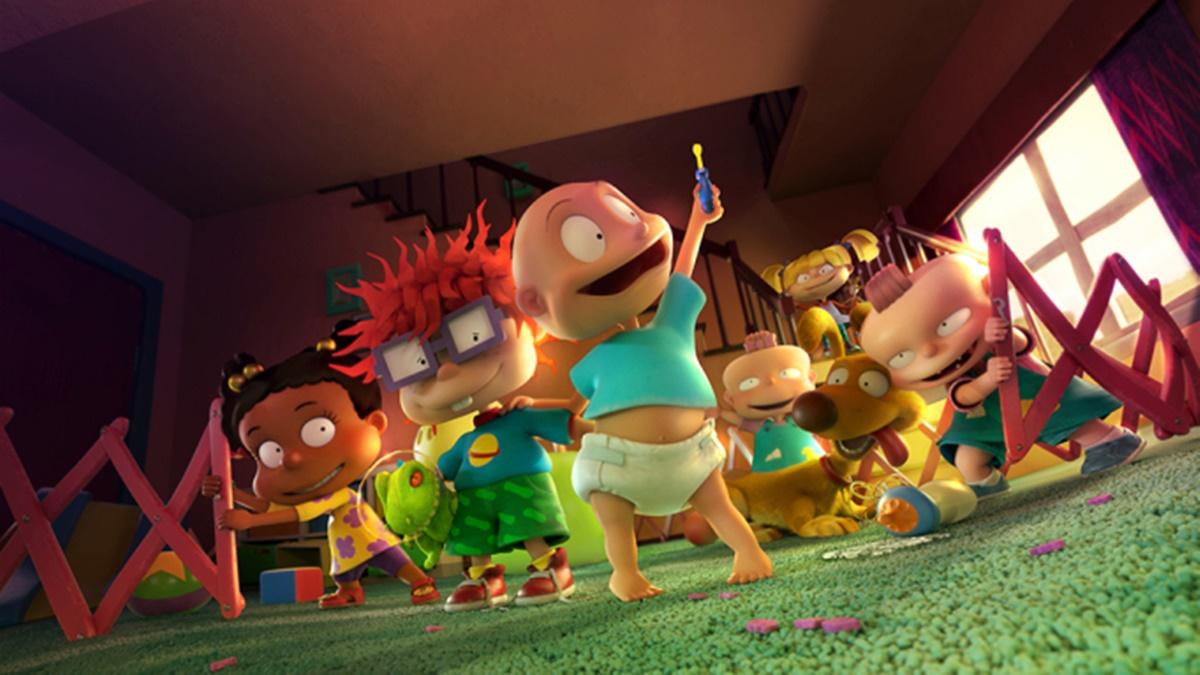 Revival de Rugrats ganha segunda temporada pelo Paramount+