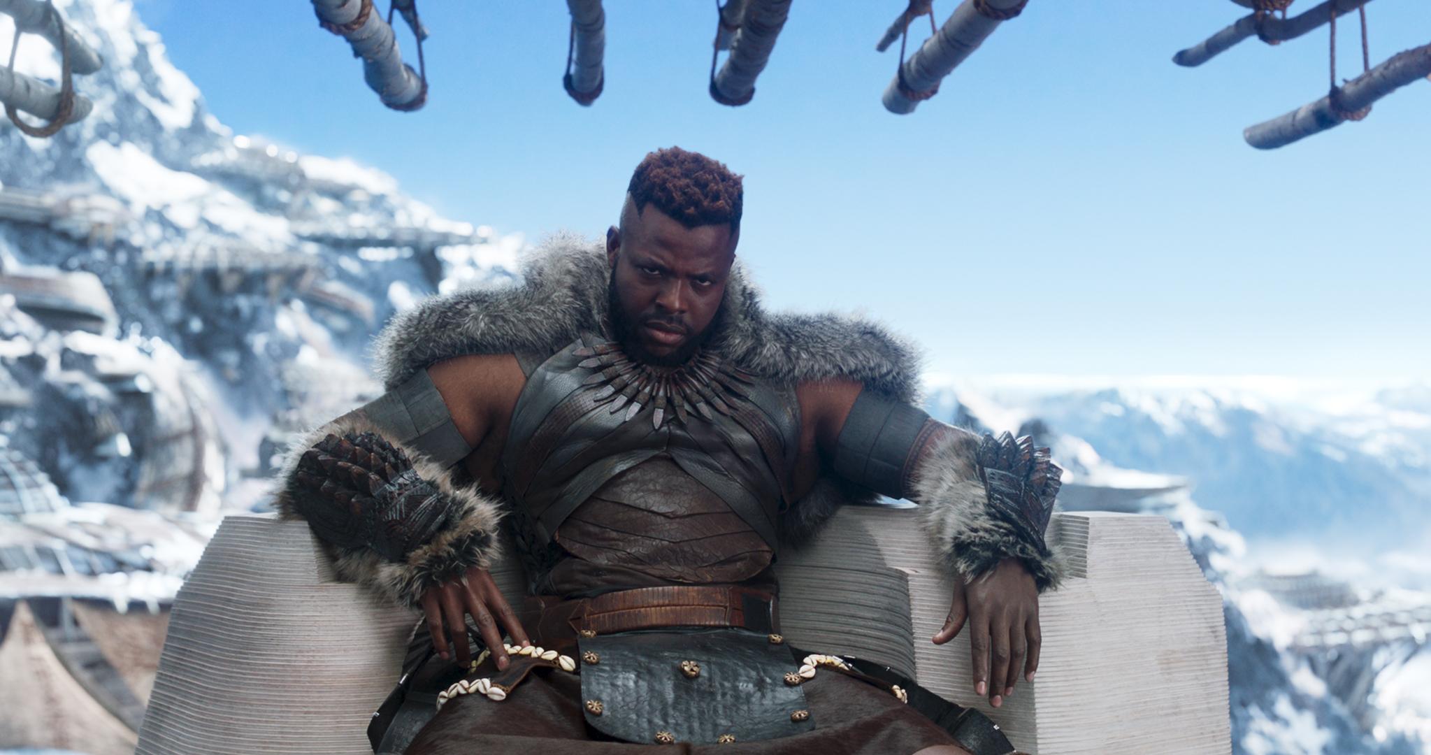 Pantera Negra 2 será realmente especial, promete Winston Duke