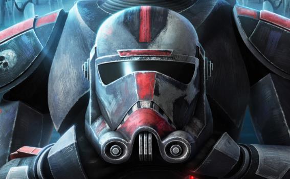 Star Wars: The Bad Batch mostra seus protagonistas com novos pôsteres
