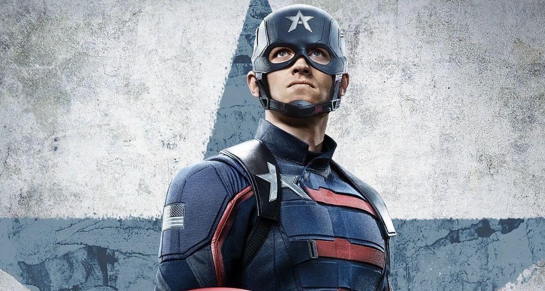 Agente Americano é destaque em novo pôster de Falcão e o Soldado Invernal