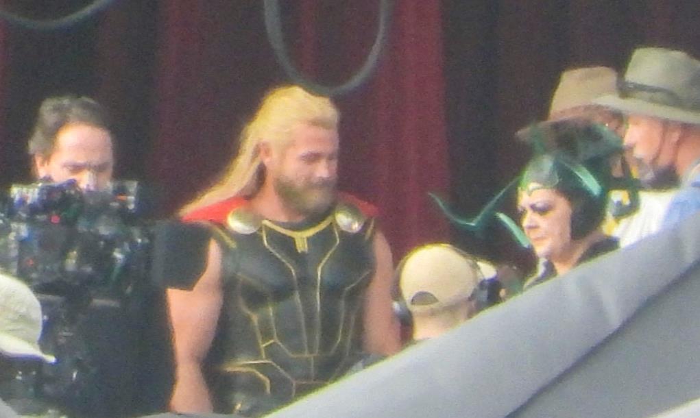 Thor: Love and Thunder terá cena de teatro com Matt Damon, Melissa McCarthy, Sam Neil e Luke Hemsworth