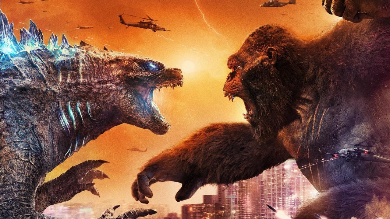 Godzilla vs. Kong tem a melhor bilheteria de uma estreia durante a pandemia