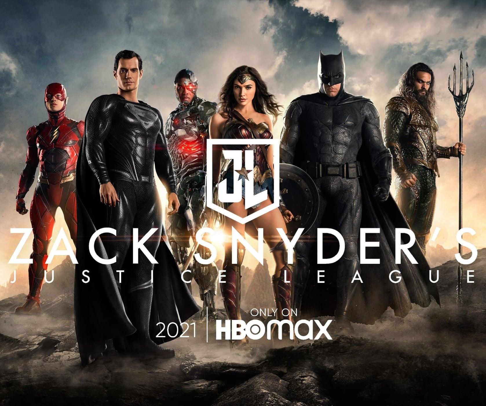 HBO Max divulga novo teaser da Liga Justiça