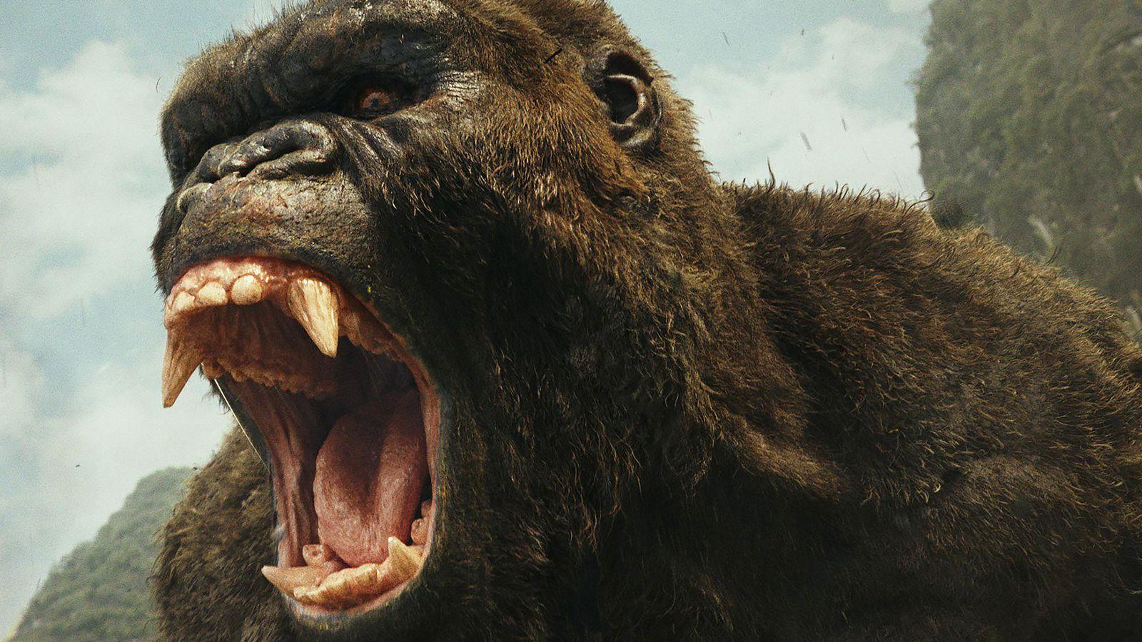 Godzilla vs. Kong ganha teaser com o gorila em algemas