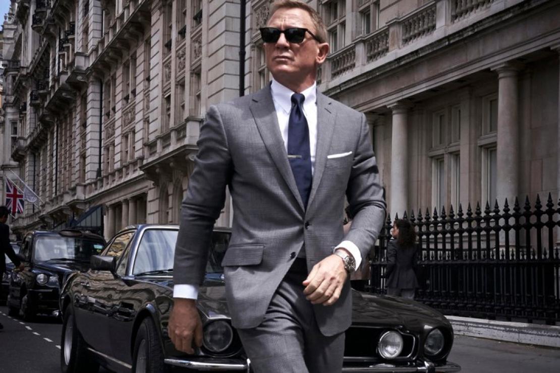 007 - Sem Tempo Para Morrer   Daniel Craig se emociona em vídeo de bastidores
