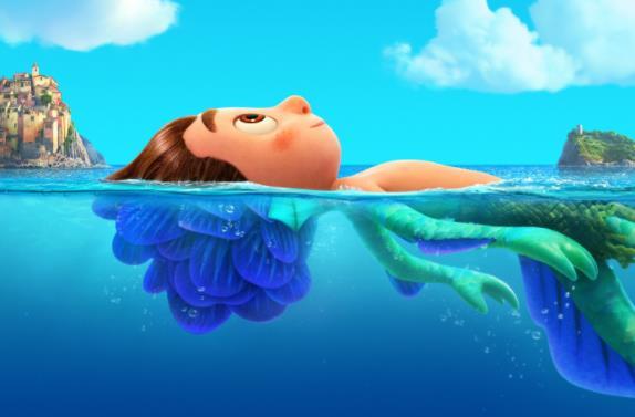 Pixar divulga primeiro pôster de Luca, trailer completo sai nesta quinta (25)