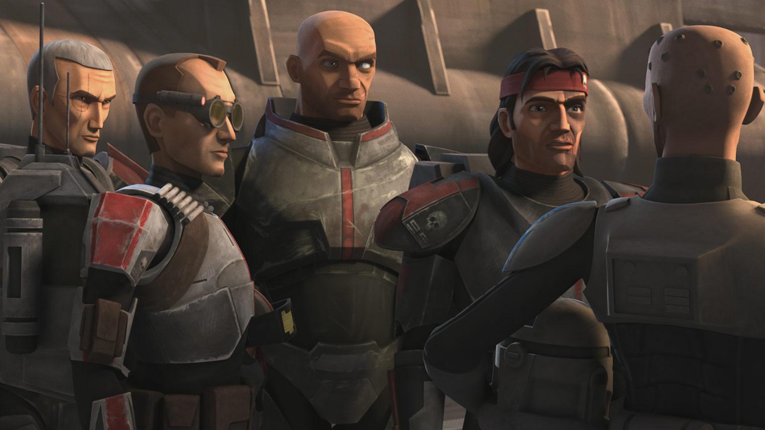 Disney divulga novo teaser de Star Wars: The Bad Batch