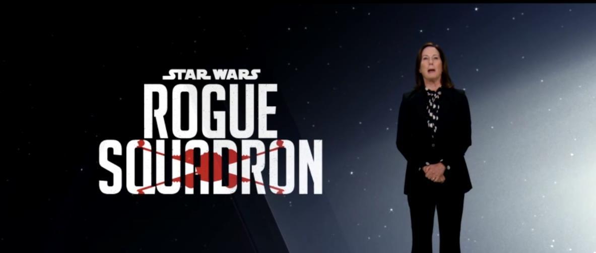 Star Wars: Rogue Squadron é o próximo filme da franquia e será dirigido por Patty Jenkins