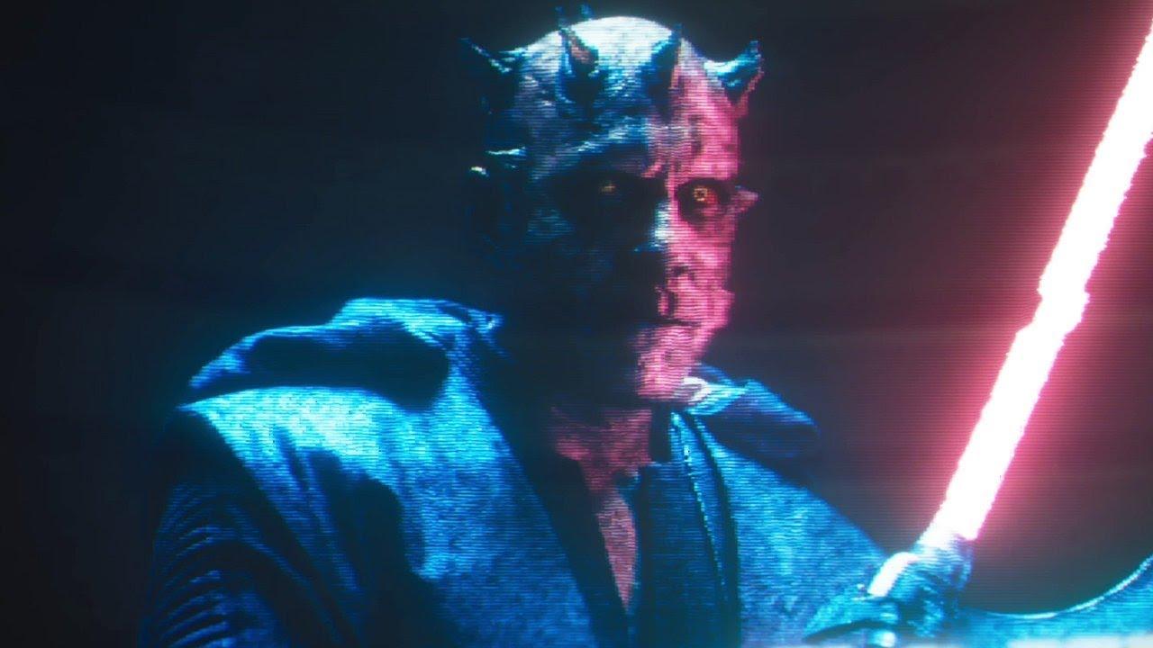 Plano original de George Lucas tinha Darth Maul como vilão da nova trilogia de Star Wars