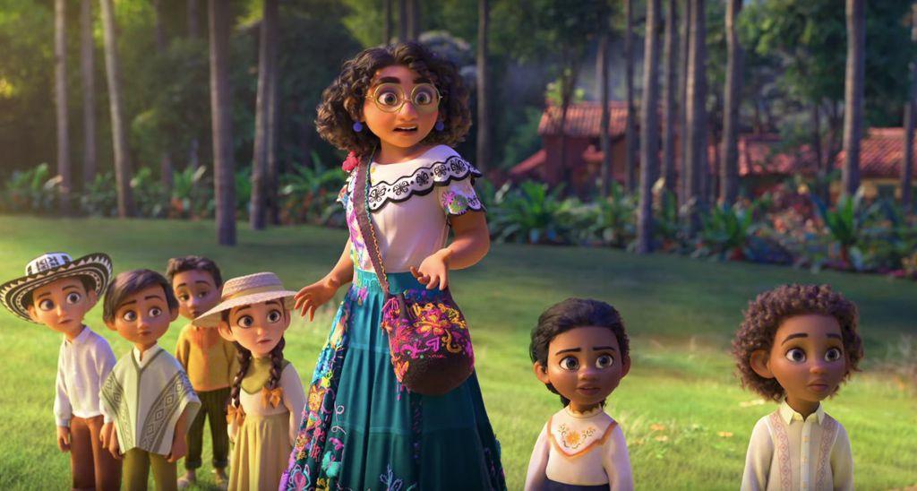 Encanto, nova animação da Disney, ganha vídeo promocional