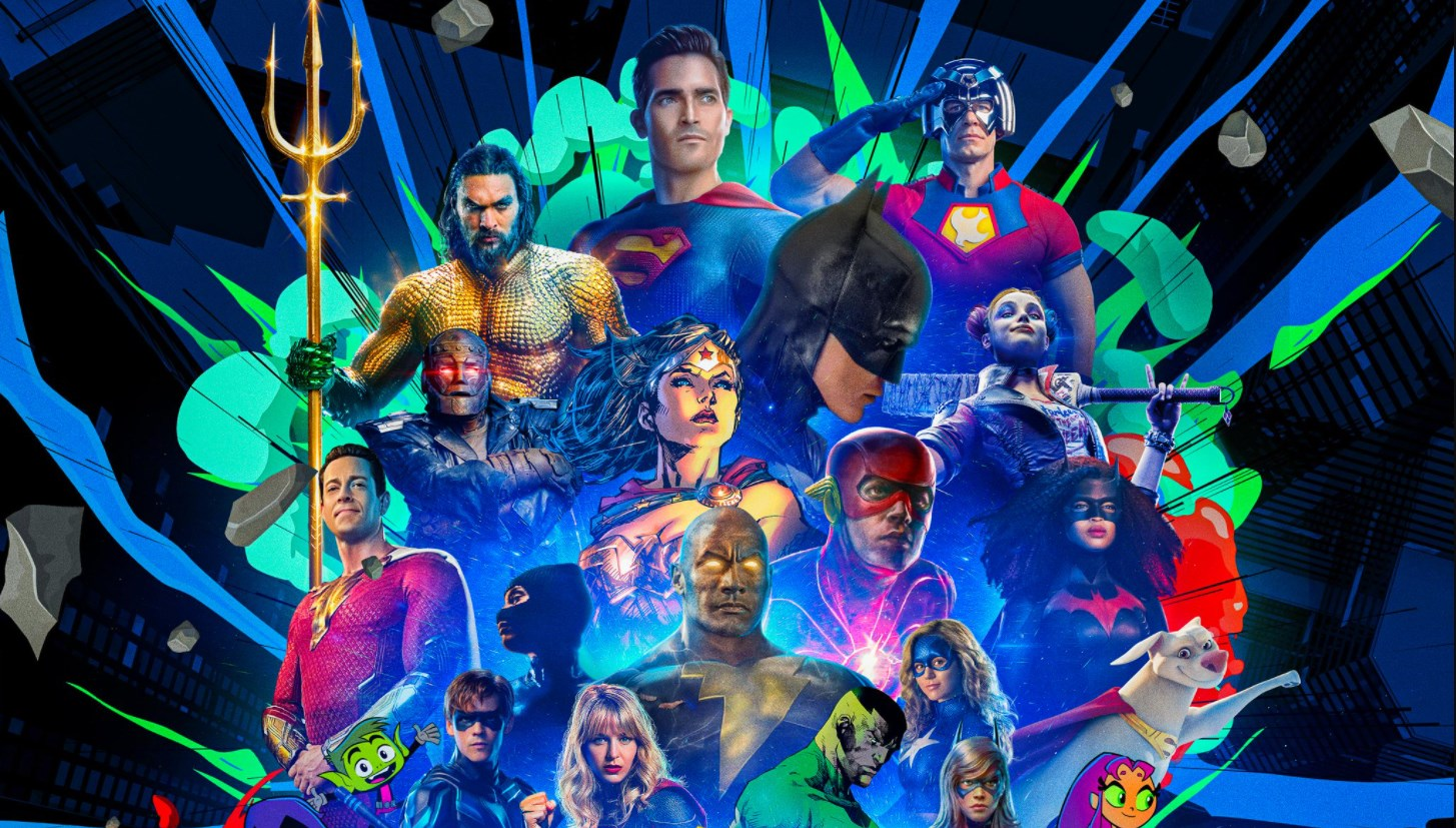 DC FanDome 2021 terá trailer de The Batman, notícias de Flash e mais; veja  o teaser do evento   Chippu
