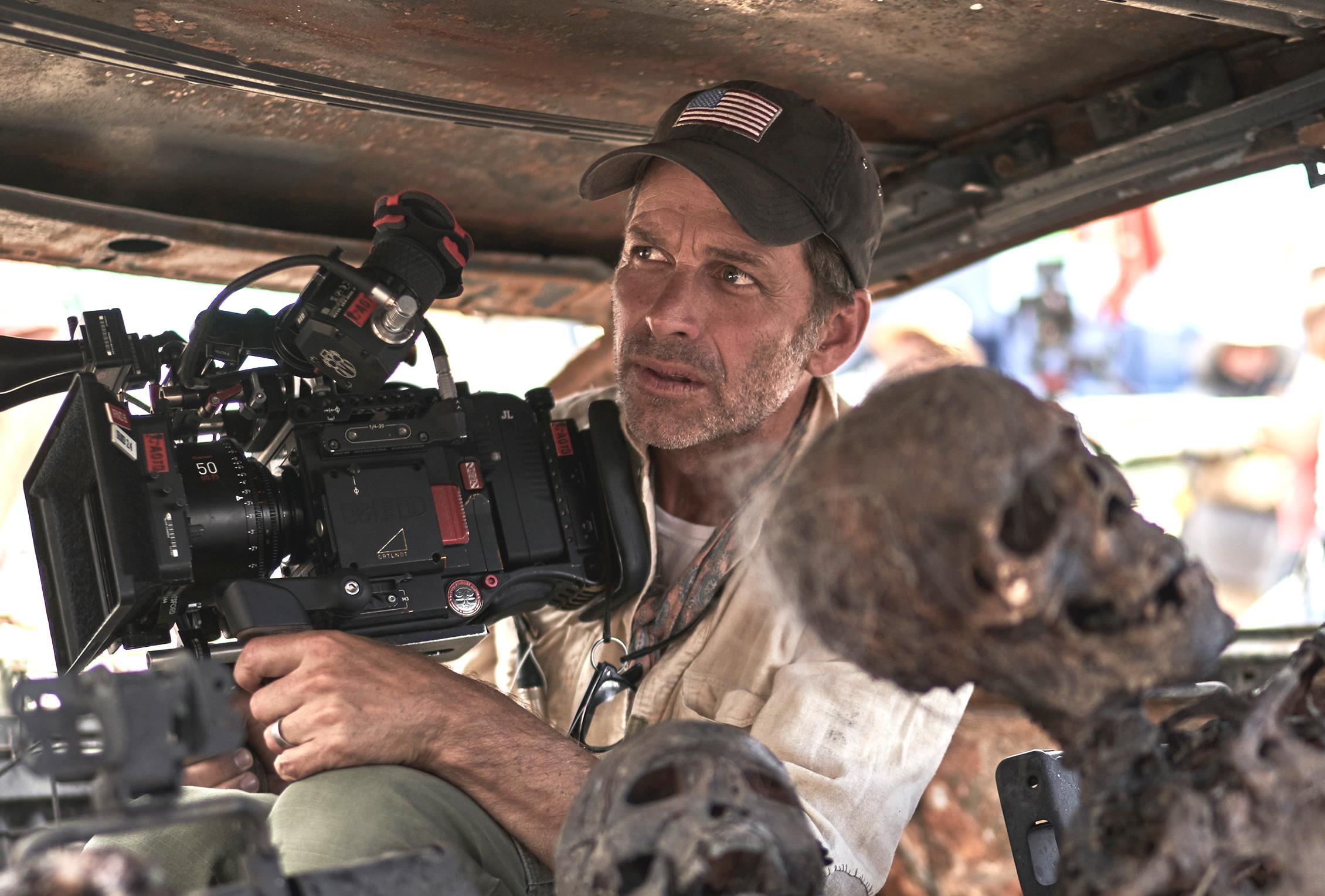 Zack Snyder explica por que não fez Army of the Dead com a Warner Bros.
