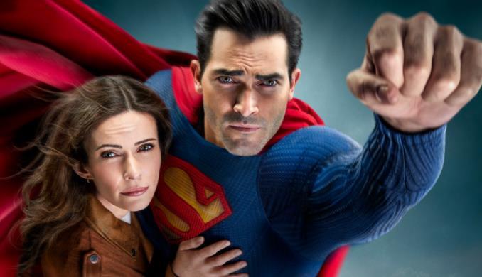 Superman & Lois decola para os céus em novo pôster