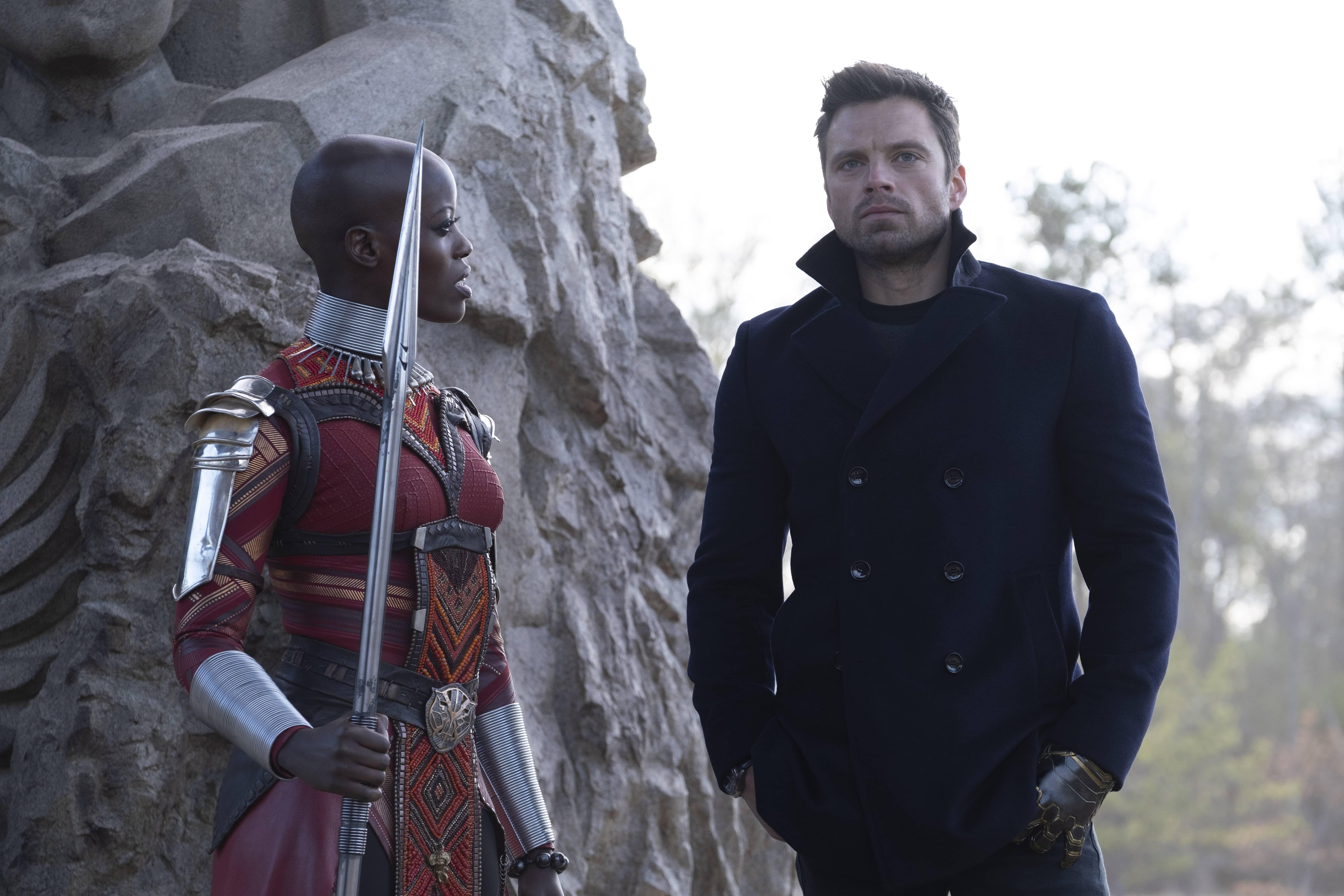 Falcão e o Soldado Invernal tem cena pós-créditos no quinto episódio, saiba os detalhes
