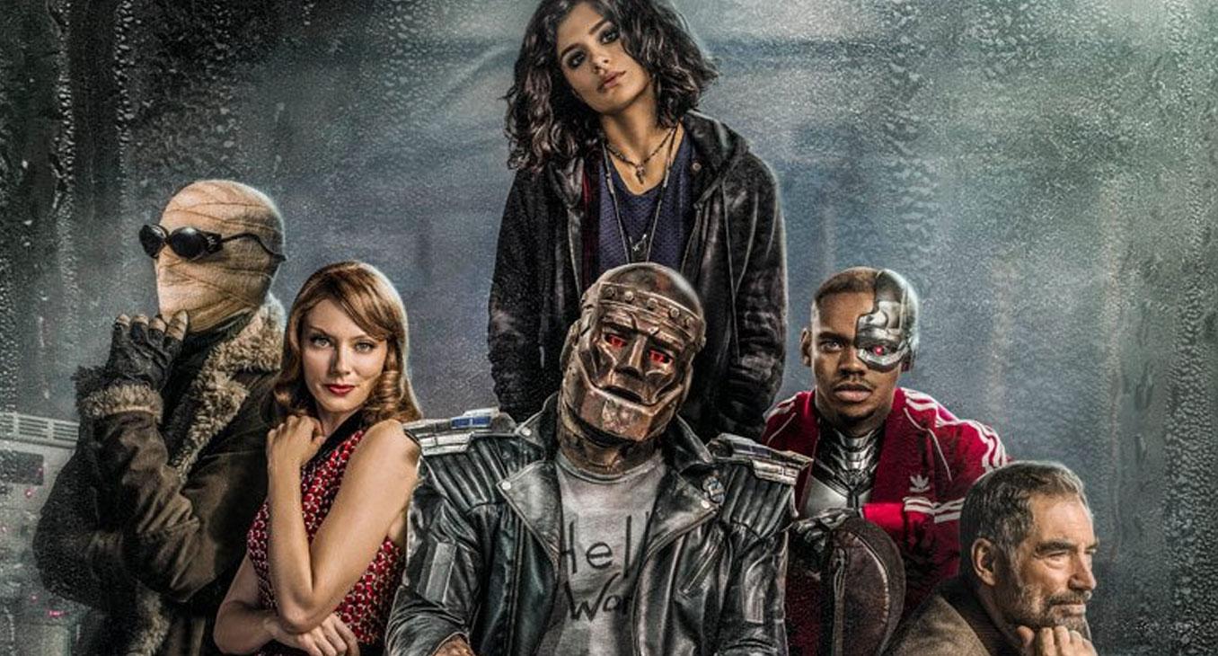 Terceira temporada de Patrulha do Destino ganha trailer pela HBO Max