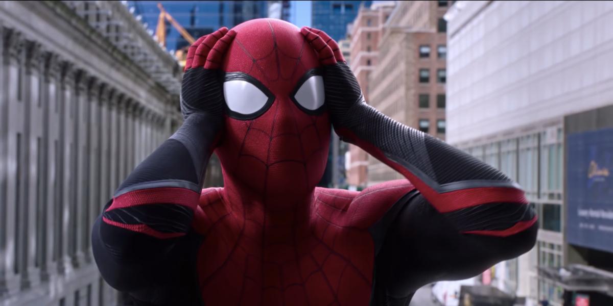 Homem-Aranha: No Way Home   Detalhes do enredo parecem ter vazado online