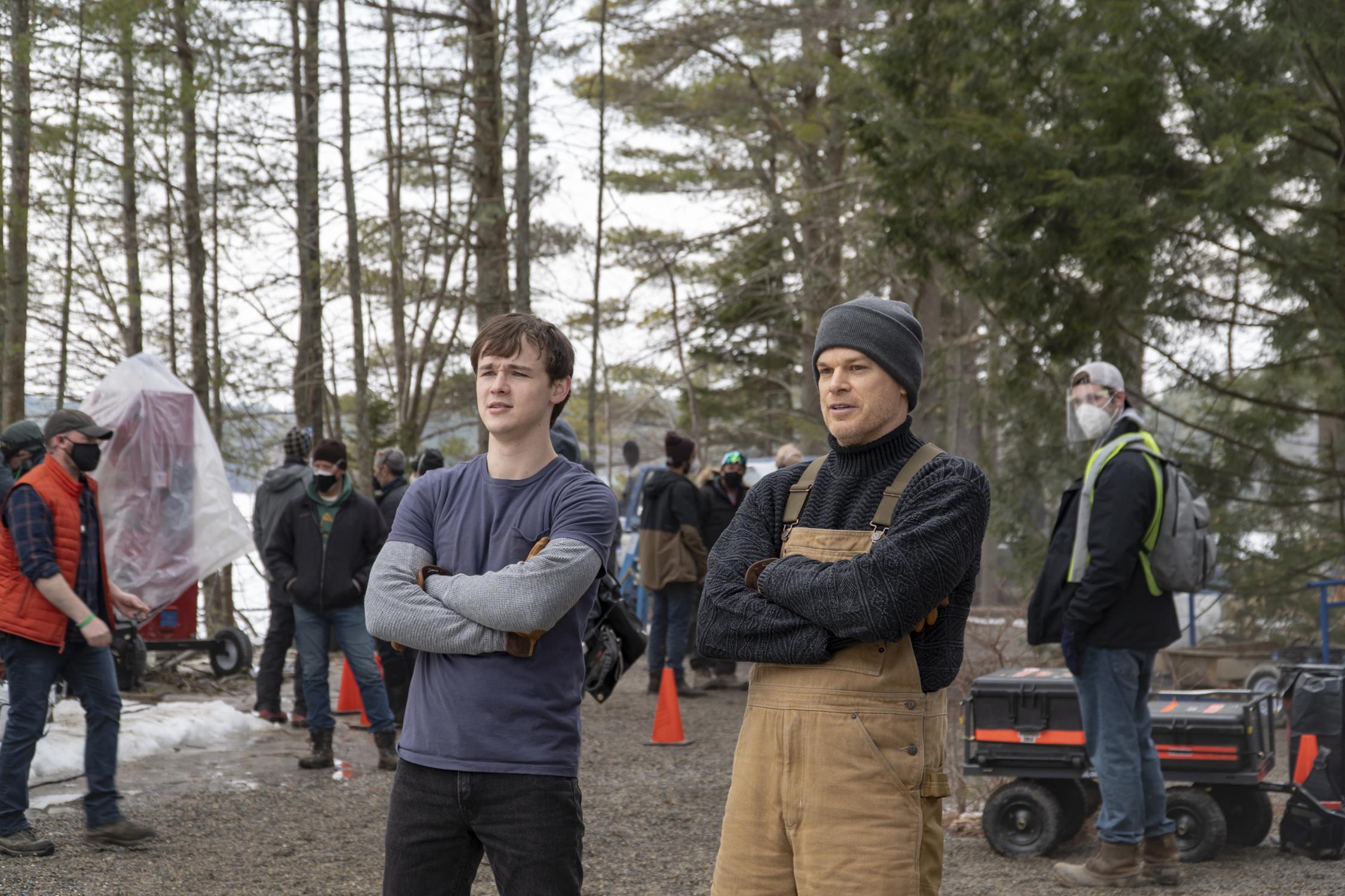 Dexter: New Blood ganha imagem exclusiva pelo Showtime