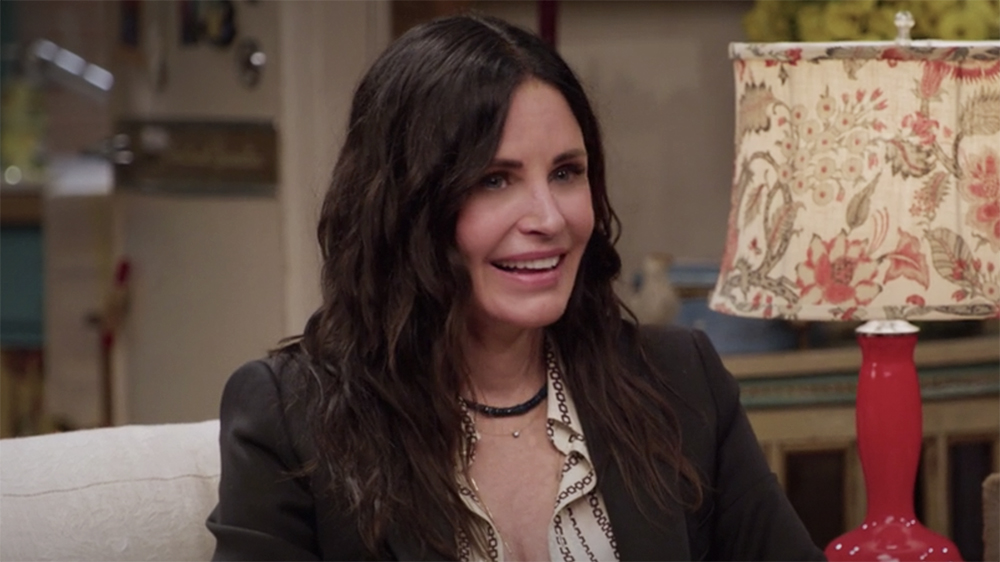 Courtney Cox finalmente recebe uma indicação no Emmy por Friends