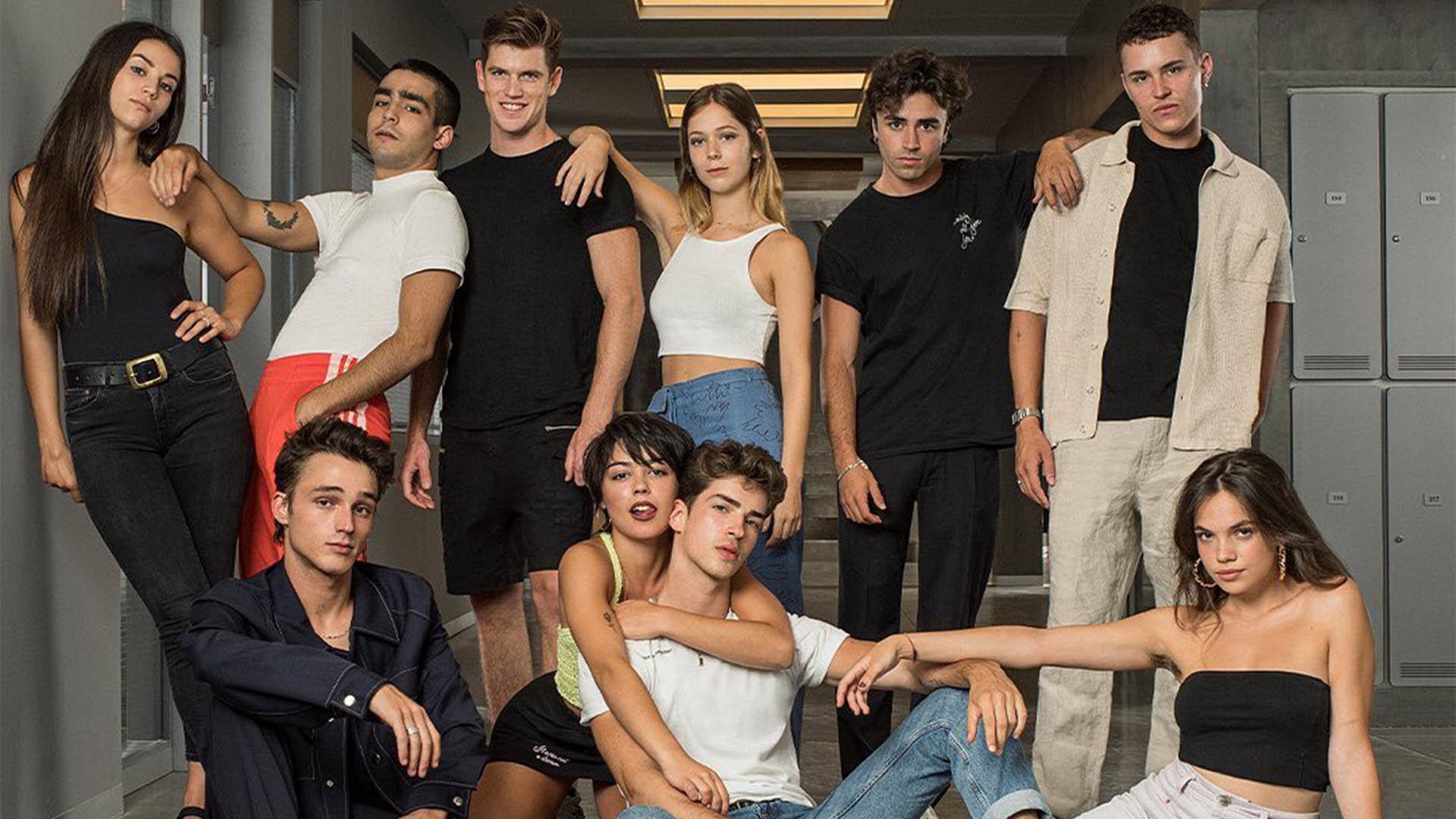 Netflix divulga trailer da 4ª temporada de Elite