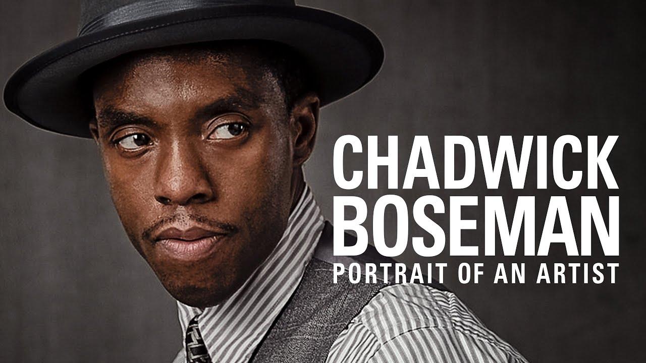 Netflix lançará documentário sobre Chadwick Boseman, filme sairá do catálogo após 30 dias