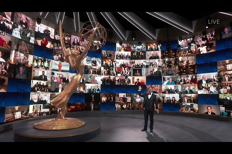 Emmy 2021 acontecerá em setembro e terá transmissão no Paramount+