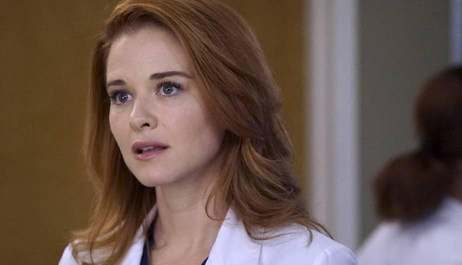 Sarah Drew revela data em que April Kepner voltará para Grey's Anatomy