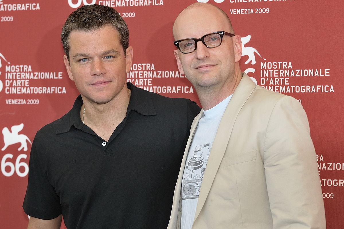 Matt Damon entra no elenco de filme de Steven Soderbergh para o HBO Max
