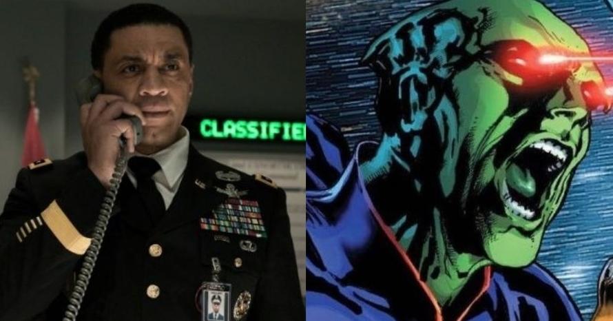 Harry Lennix não sabia que seria o Caçador de Marte no Snyder Cut da Liga da Justiça