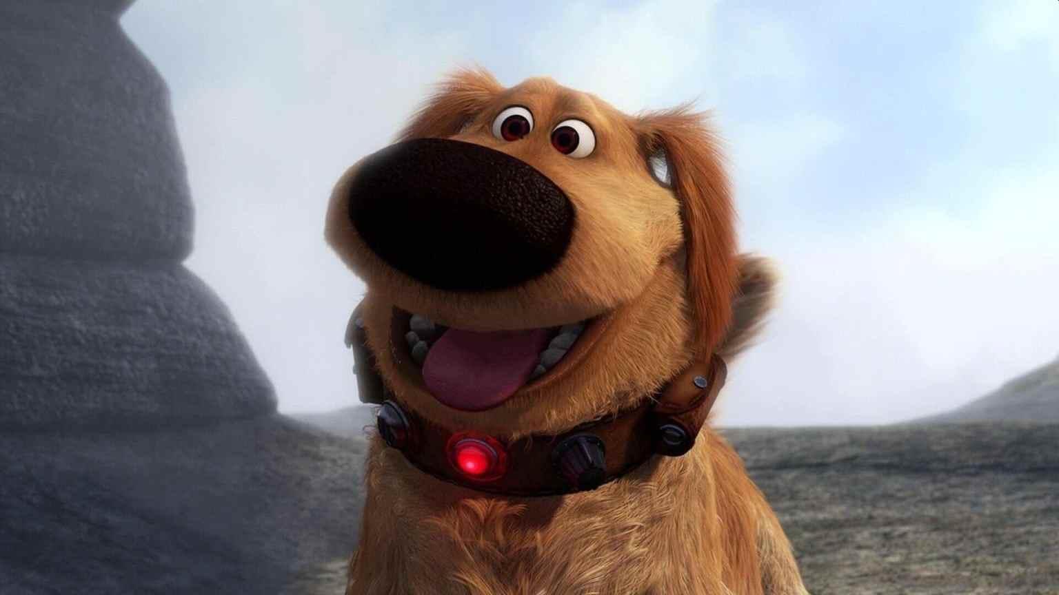 Dug, cachorro de Up - Altas Aventuras, ganha série no Disney+