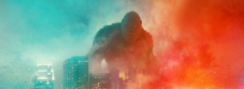 """Nós precisamos do Kong."" Na véspera do trailer, Godzilla vs. Kong recebe novo teaser"