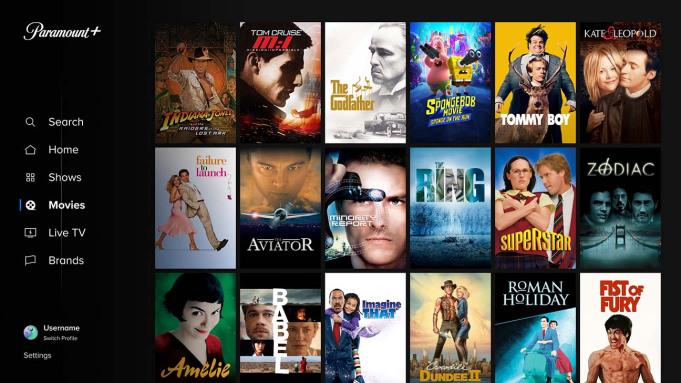 Paramount+ terá um filme original por semana a partir de 2022
