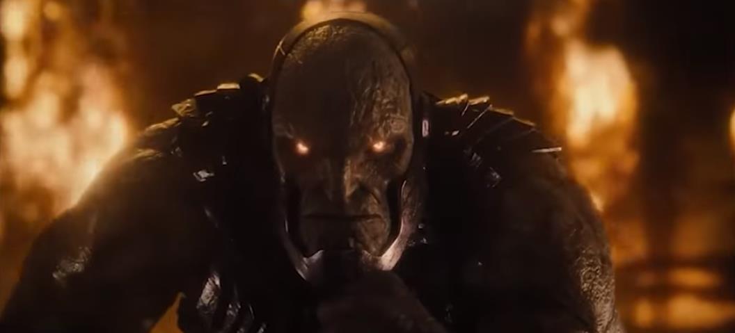 Darkseid e cenas do pesadelo são destacados em teaser do Snyder Cut de Liga da Justiça
