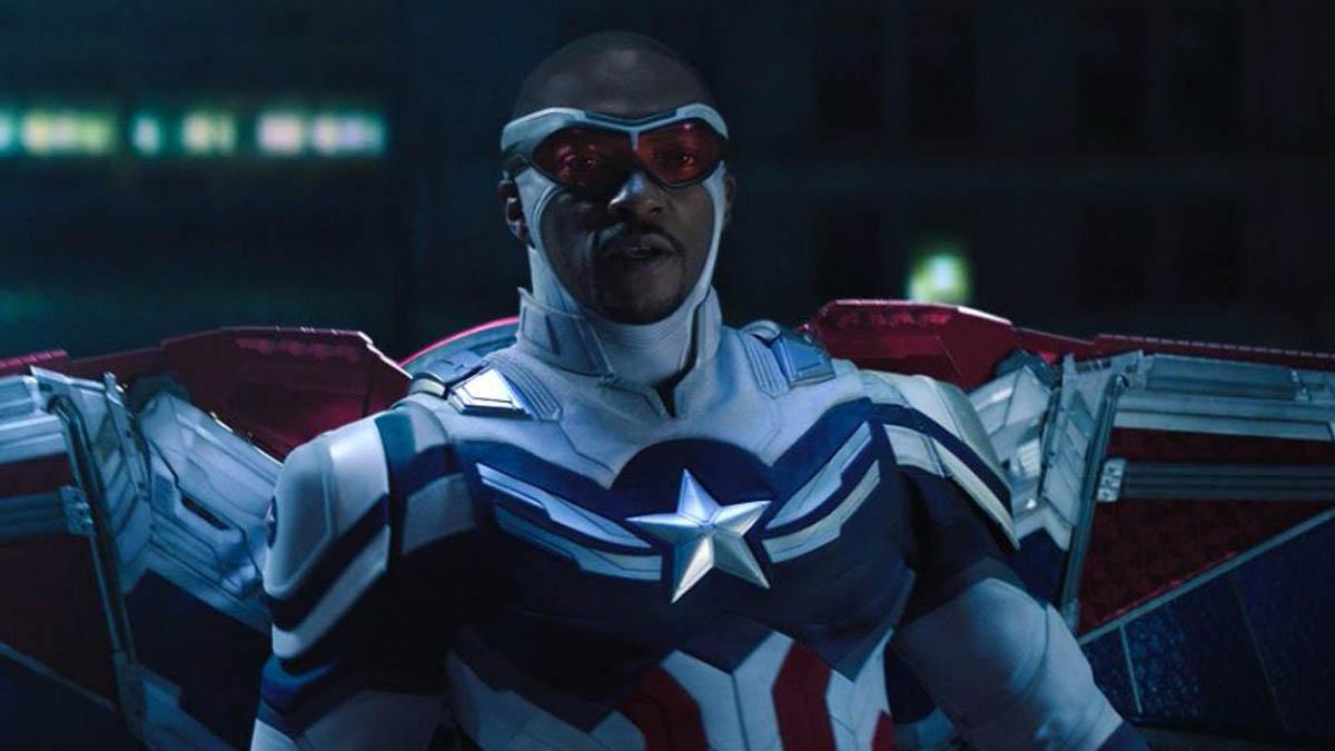 Capitão América pode aparecer em Pantera Negra: Wakanda Forever, indica Anthony Mackie