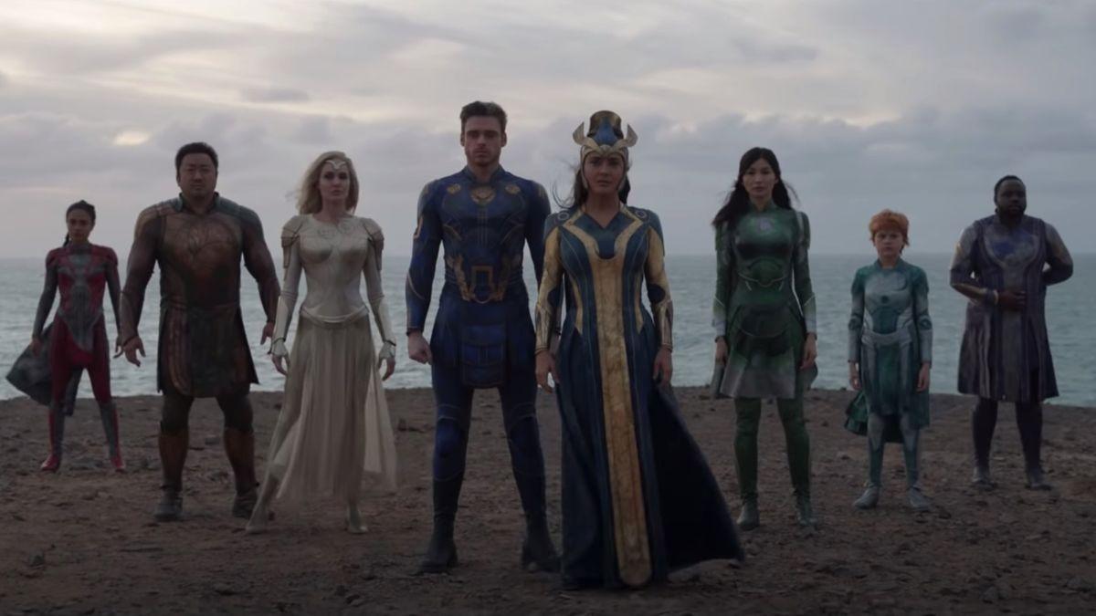 Eternos: Quem são os personagens e atores do novo filme da Marvel