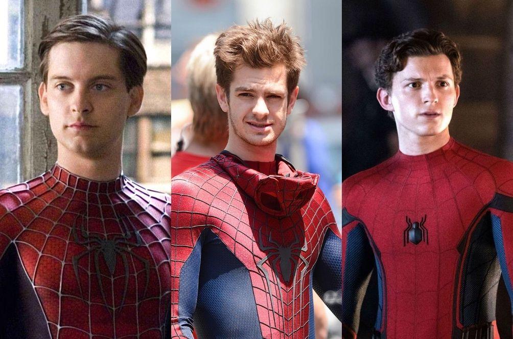 Homem-Aranha 3 não terá Tobey Maguire ou Andrew Garfield, diz Tom Holland
