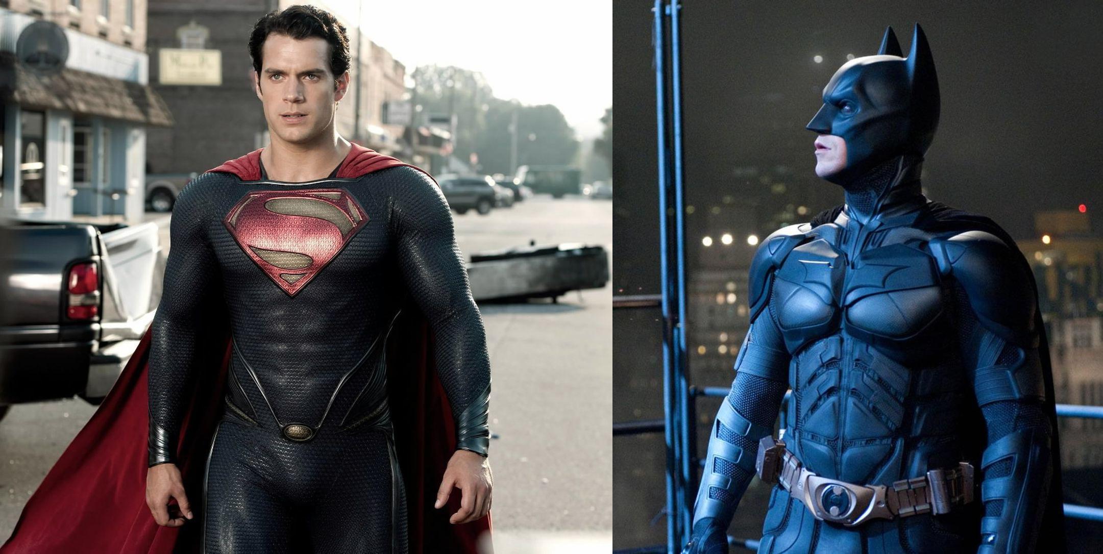 Zack Snyder considerou colocar O Homem de Aço no mesmo universo de Cavaleiro das Trevas