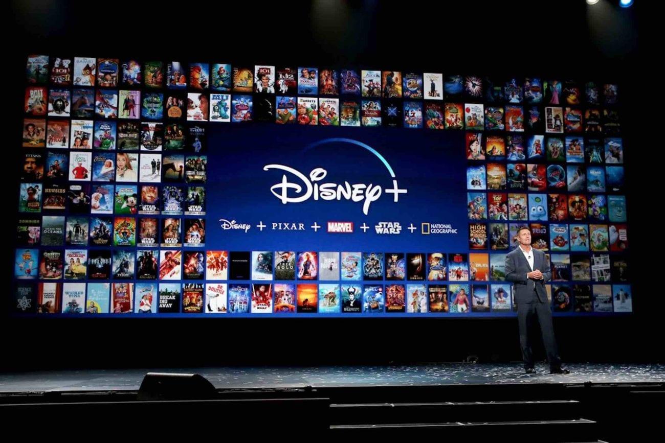 Disney irá anunciar novos projetos no Investor Day