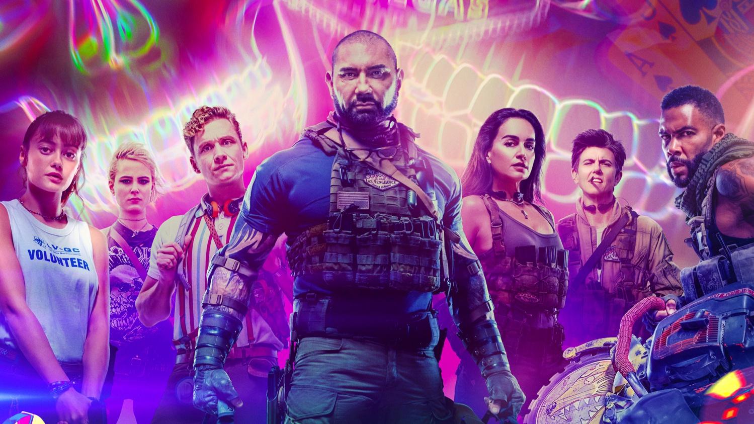 Army of the Dead entra na lista dos maiores lançamentos da Netflix