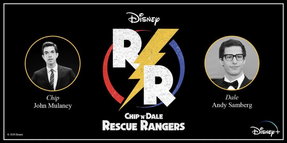 Tico e Teco vai ganhar um filme de animação e live-action no Disney+
