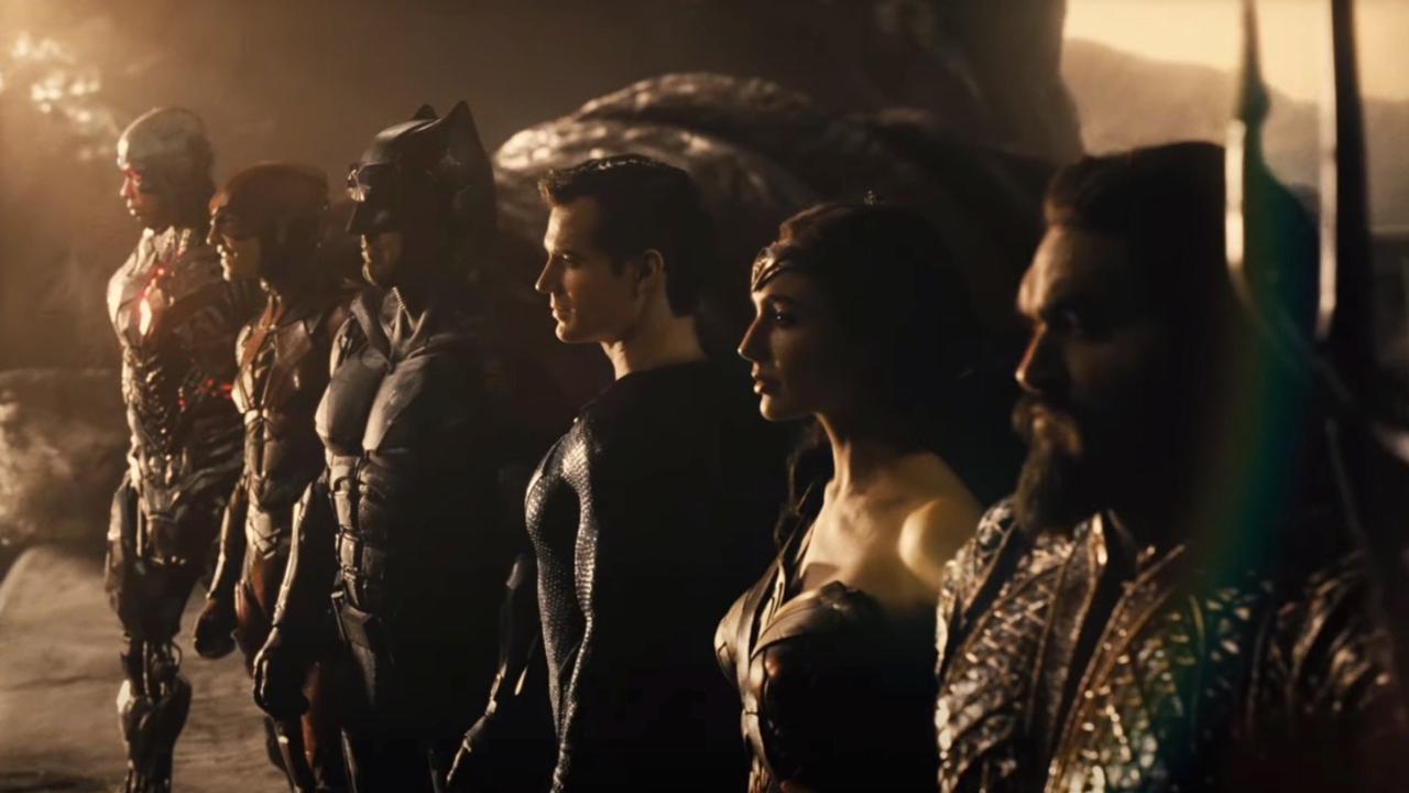 Zack Snyder anuncia data para o trailer da sua versão da Liga da Justiça
