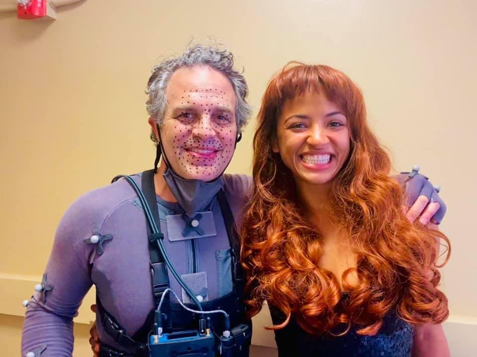 She-Hulk   Mark Ruffalo é destaque em nova imagem do set da série