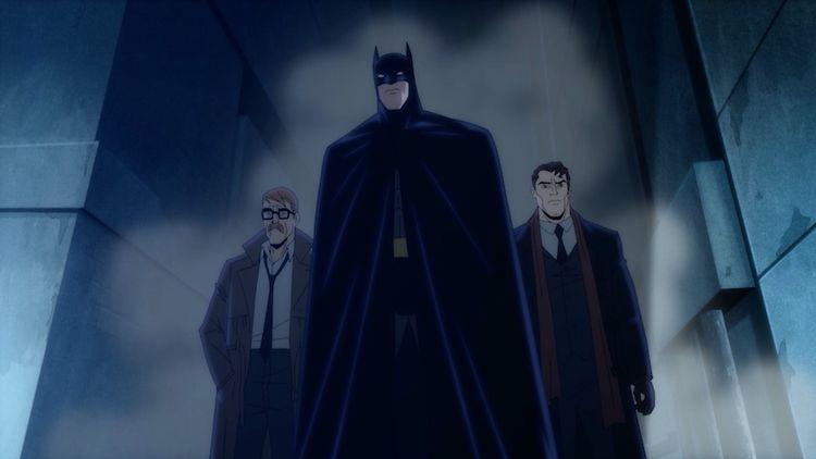 Imagens de Batman: The Long Holloween, Part One são divulgadas
