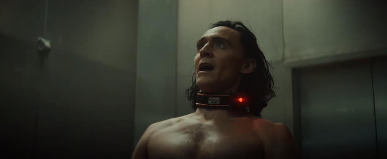 Loki fica pelado em novo teaser da série da Marvel