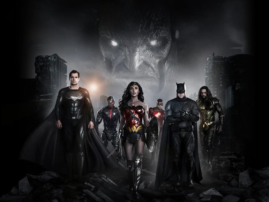 Snyder Cut fez downloads do HBO Max crescerem 64% nos EUA