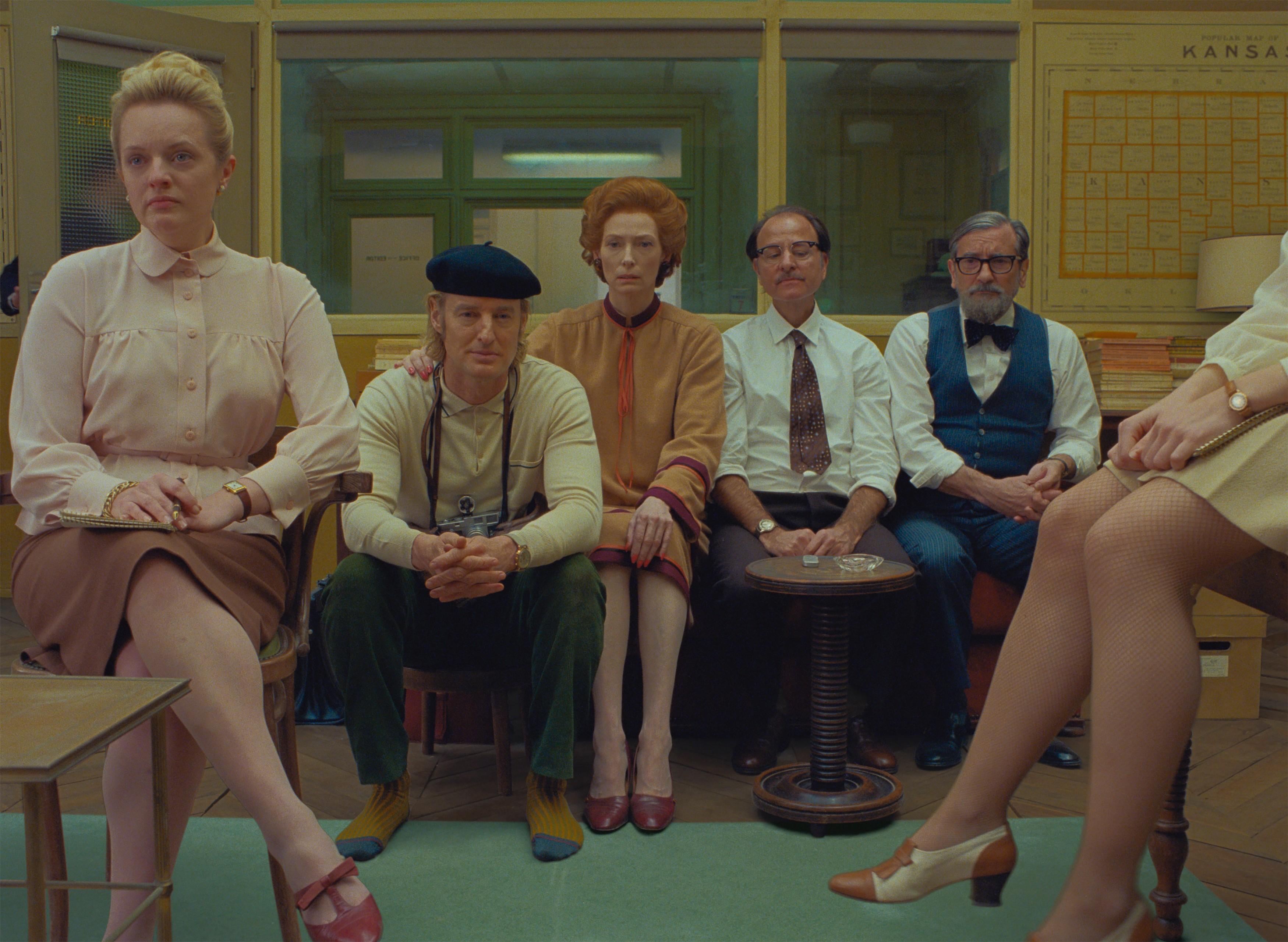 A Crônica Francesa, novo filme de Wes Anderson, ganha data de estreia nos cinemas